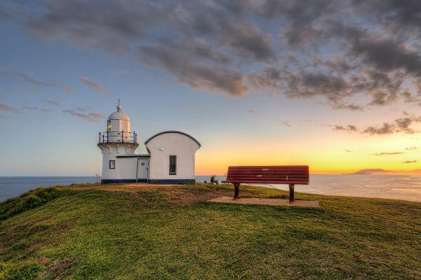 Discover some spectacular views of Port Macquarie from its 19th Century lighthouse, just a short walk from the town centre.