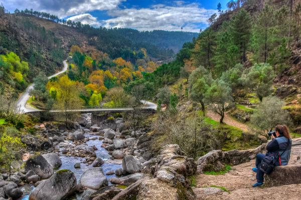 Peneda-Gerês National Park is one of the best places in Portugal to reconnect with nature.