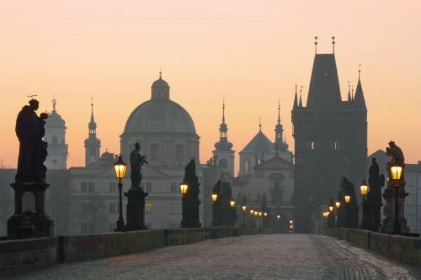 Prague is a stunner of a city