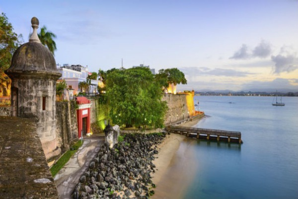 Antique charm and modern energy meet in the city of San Juan