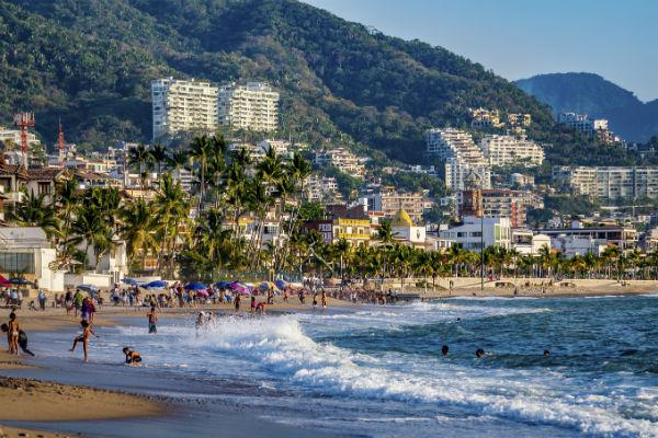 Puerto Vallarta is a piece of paradise in western Mexico.