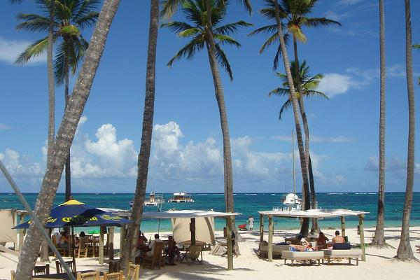 Punta Cana's beaches are a tropical delight