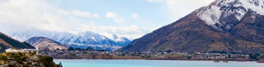 Queenstown is the perfect start point for a motorhome road trip