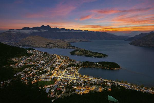 Queenstown is one of the most popular destinations for those starting a motorhome road trip in Christchurch.