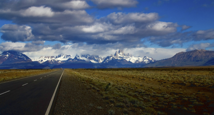 Patagonian Highway, Argentina