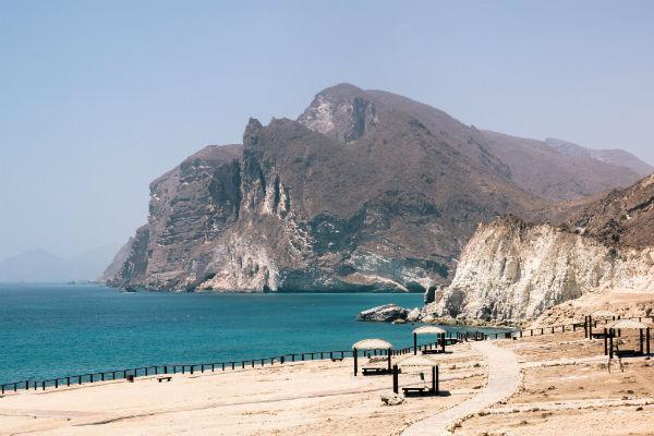 The beautiful coastline around Salalah is definitely worth a visit.