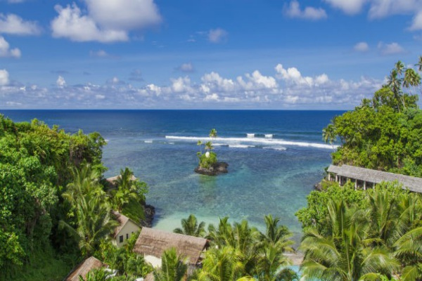 Sun, sand and sparkling waters are a few of the things that Samoa does best.