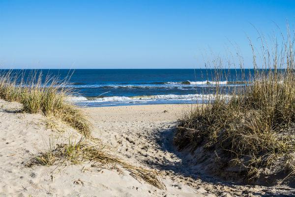 Skip Virginia Beach and head straight for Sandbridge - this is Virginia's real coastal treasure.