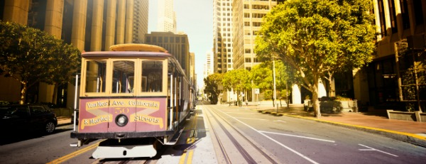 Inner-city Transport with your San Francisco motorhome rental