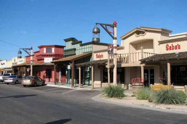 The Old Town district in Scottsdale offers boutique shopping alongside souvenirs, jewelry and art with a Southwestern flair.