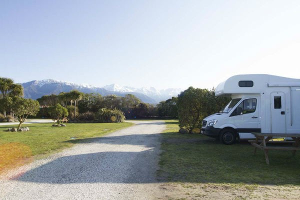 Freedom camping is certainly an option if you hire a self-contained motorhome, but you could also choose a campground for the extra facilities.