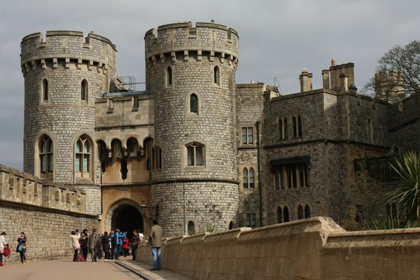 Windsor Castle remains a popular tourist destination just outside of Slough, United Kingdom