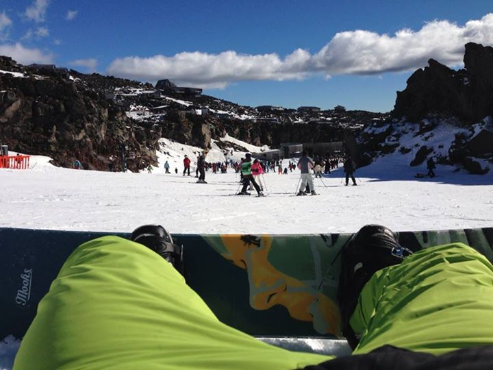 new zealand snowboarding
