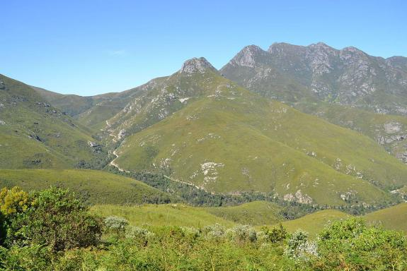 The Montagu Pass in George is the oldest, unaltered pass in South Africa