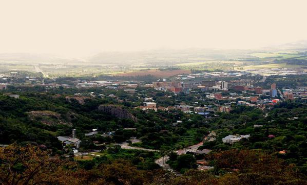 Mbombela, formerly Nelspruit, is the capital of South Africa's Mpumalanga Province