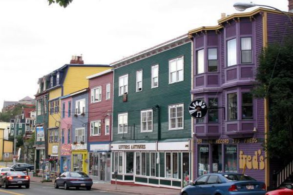 Experience the rich and strong sense of culture and heritage in St John's.