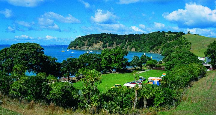 Sullivan's bay campground