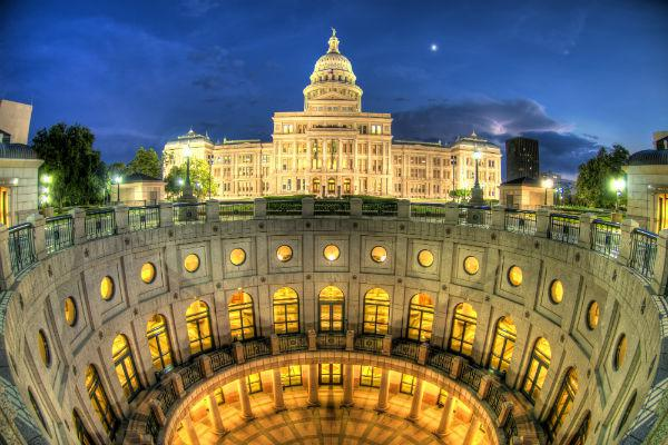 The Texas Capitol is just one of Austin's many attractions.