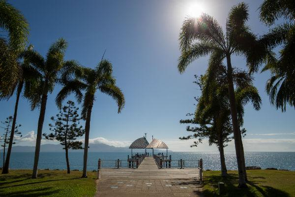 The coastal city of Townsville is an idyllic place to start a Queensland road trip.