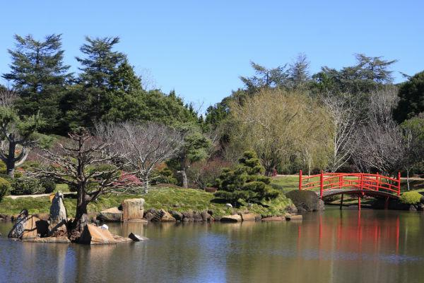 Toowoomba is famed for its gardens. Those seeking serenity need look no further.