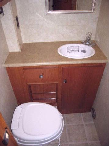 Having access to your own toilet facilities in a motorhome can really increase the amount of flexibility in your holiday plans.
