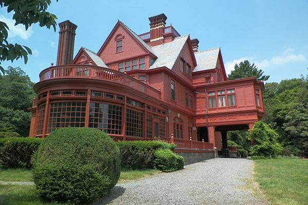 Thomas Edison House, Trenton New Jersey