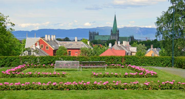 Trondheim serves as an excellent base for adventures but it's also worth exploring for its own merits.