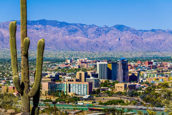 Tucson is a welcome oasis in the Arizona desert.