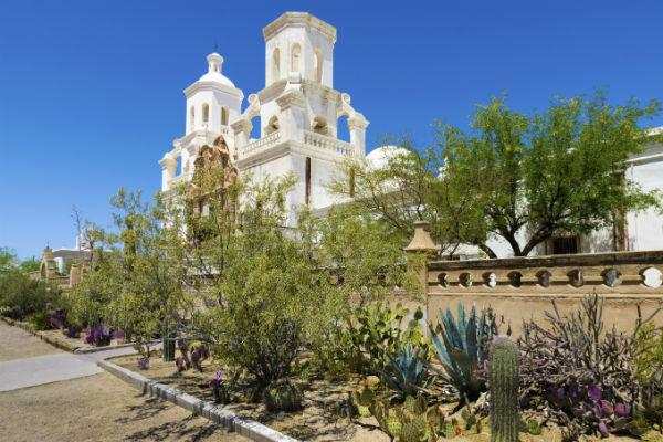 Tucson's Spanish heritage makes for interesting historic highlights.