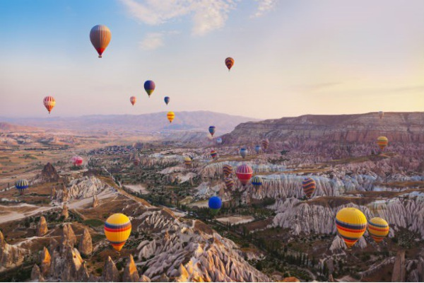Turkey offers almost limitless opportunities for adventure.