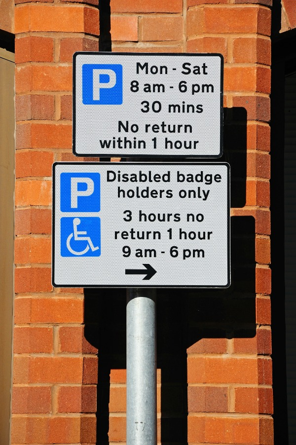 parking in the UK