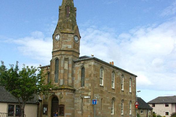 Prestwick Town Hall, Prestwick, Scotland