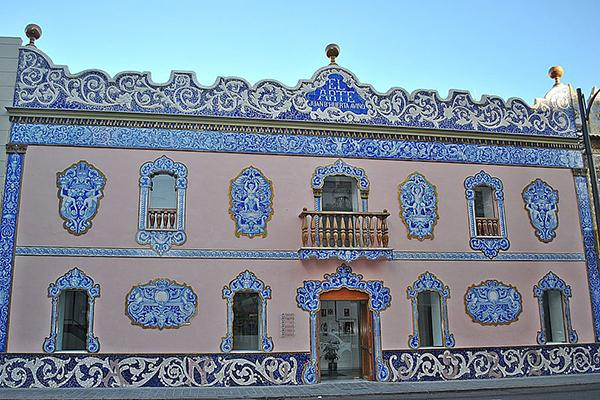 El Arte - Juan B. Huerta Avino - The office for Tourist Info Manises, Valencia, Spain