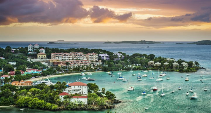 In the US Virgin Islands, paradise awaits around every corner.