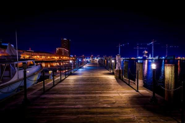 The dynamic and authentic urban waterfront in Norfolk.