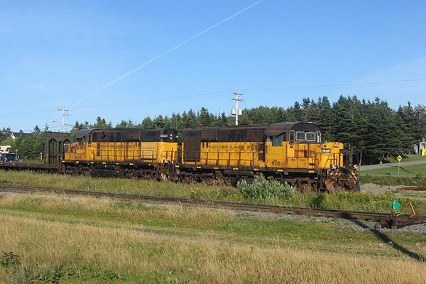 Wabush Lake Railway, Wabush, Canada