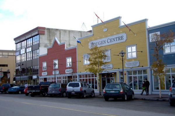 Whitehorse is the capital of northwest Canada's Yukon territory
