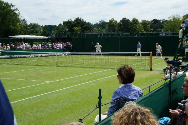 Wimbledon is an iconic event in London