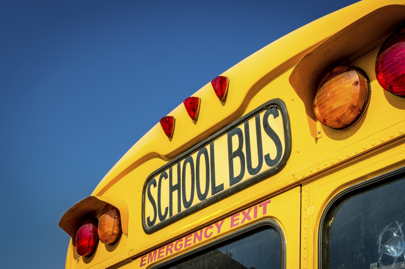 Schulbus fahren USA