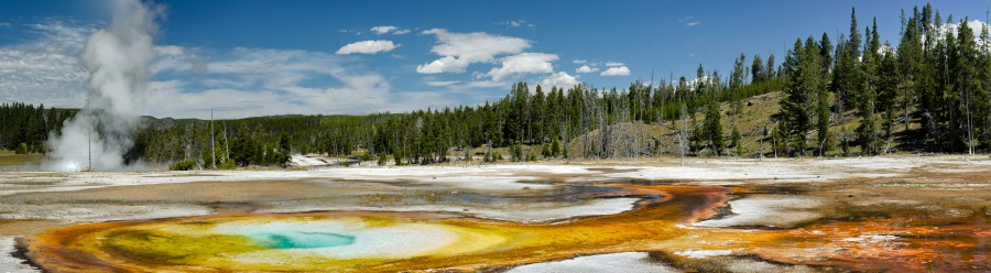 Yellowstone Park RV rental