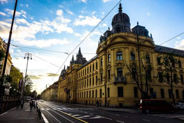 The Croatian capital Zagreb is young and playful at heart, despite the almost thousand-year-old history of its old town.